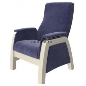 Кресло-глайдер Баланс 101 дуб шампань/Verona Denim blue