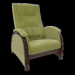 Кресло-глайдер Баланс 2 орех/Verona Apple green