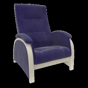 Кресло-глайдер Баланс 2 дуб шампань/Verona Denim blue
